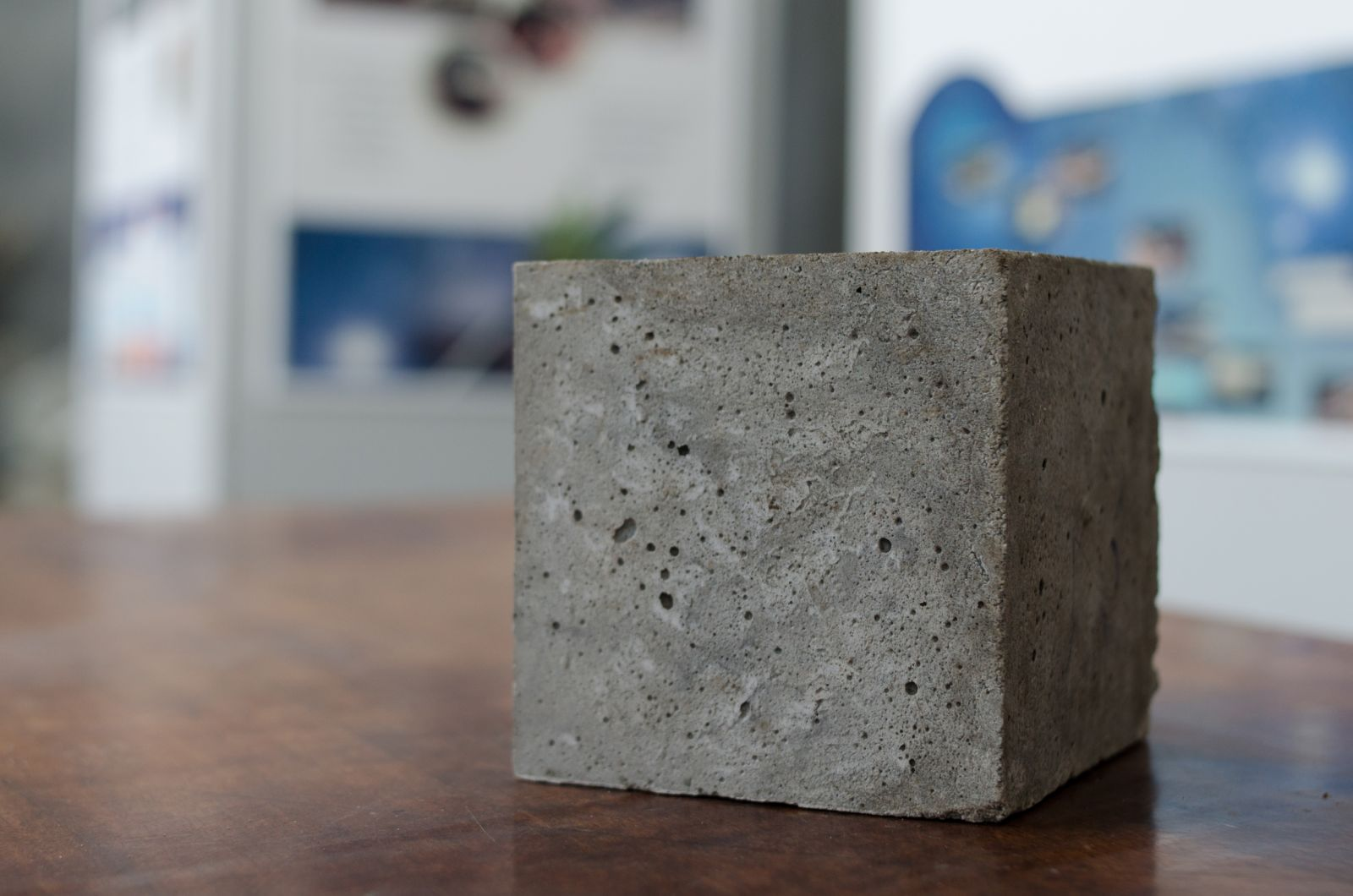 экологичный бетон