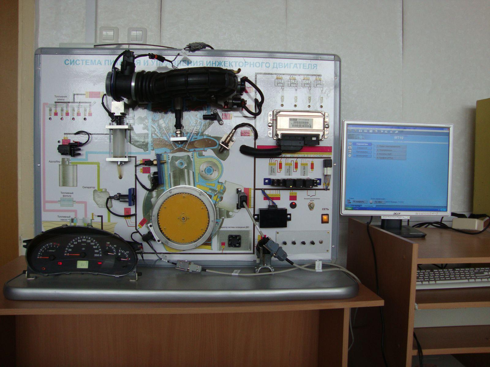 Испытательный стенд электротехнического оборудования своими руками