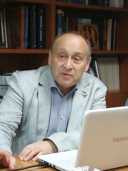 Профессор Цейликман рассказал о стрессе на международном конгрессе