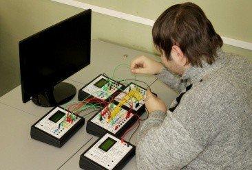 Журнальчики лаборатория электроники и программирования