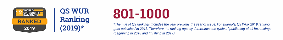 Rankings - South Ural State University