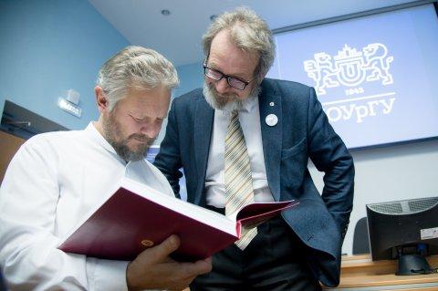 Андрей Епимахов и Александр Таиров