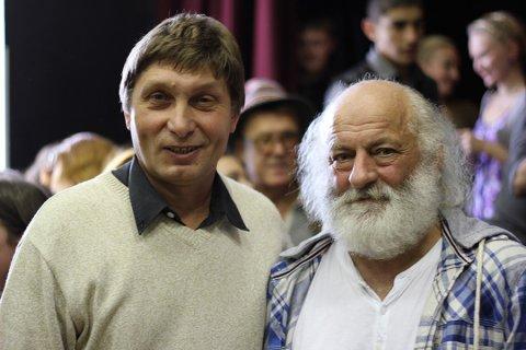 Филонов и Полунин