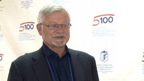 Международный научный совет. Интервью с Эдвардом Монсером