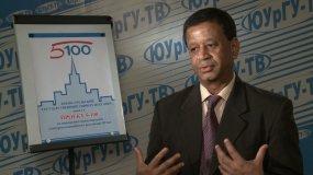 Международный научный совет. Интервью с Мутапандианом Ашоккумаром
