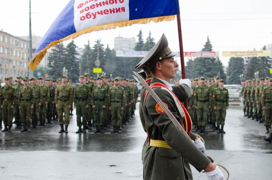 Выпускники ЮУрГУ получают востребованное гражданское и военное образование