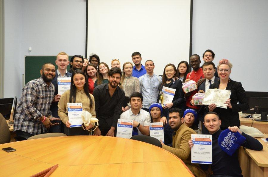 Ассоциация иностранных студентов к 6-летию подводит итоги деятельности 2019 года