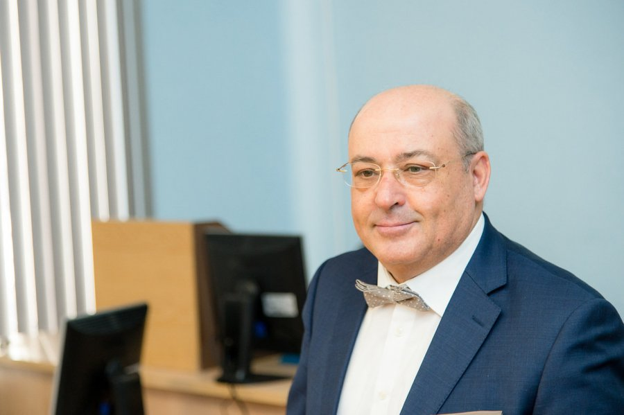 Vice President of SMS Group Holding Company Pino Tese