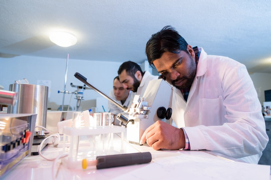 Project-Based Learning at SMB: Postdoc Researcher from India is to