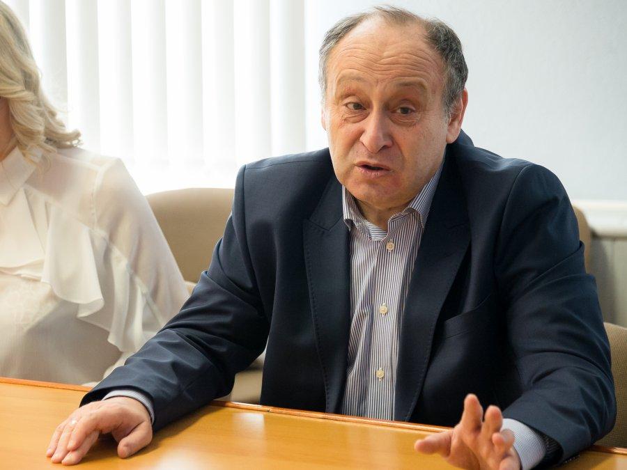 Интеллектуальный клуб «Грифон»: эксперты обсудили тему «Коррекция генов»