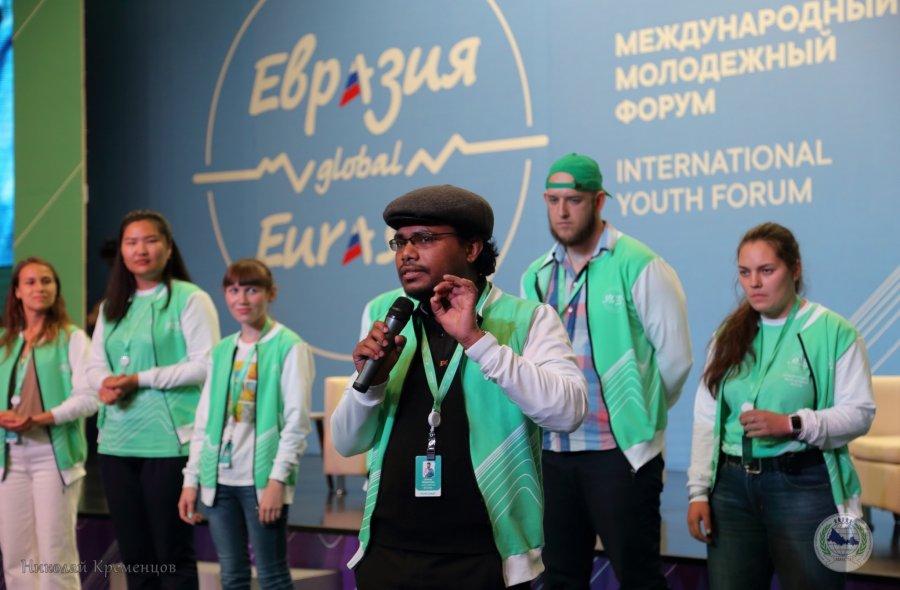 Президент Ассоциации иностранных студентов Южного Урала – об идее проведения URAL FEST в ЮУрГУ