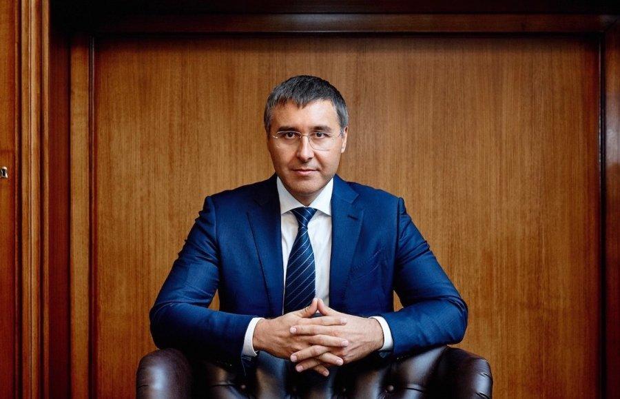 Поздравление министра науки и высшего образования РФ Валерия Фалькова