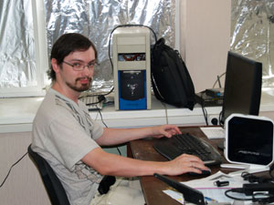 Лаборатория аппаратных средств, ауд. 802/3Б